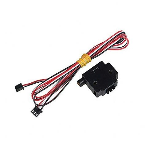 Filament Sensor 1.75 mm Black